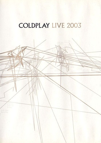 Coldplay - Live 2003 (DVD + CD)