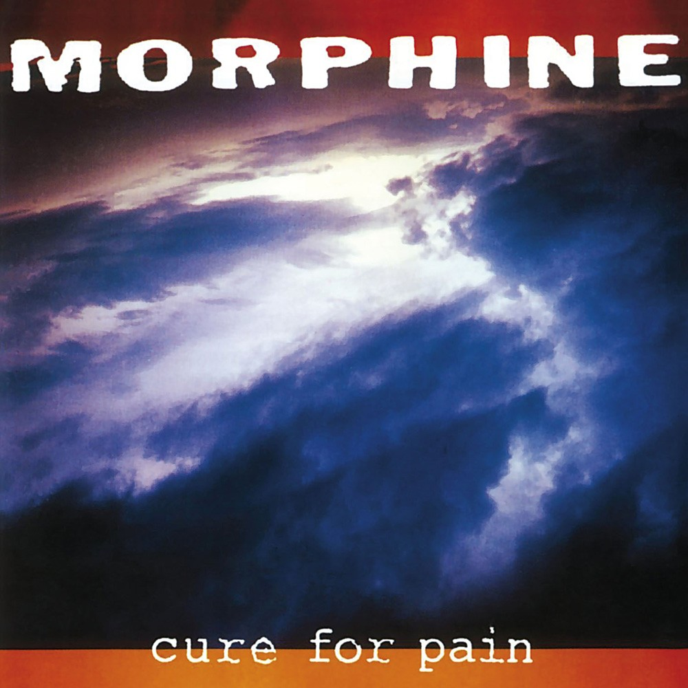 Morphine - Cure for pain /Reedice 2018