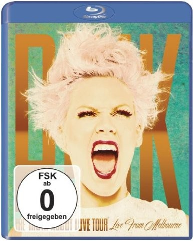 Pink - Truth About Love Tour - Live in Melbourne (Blu-ray)