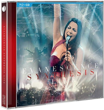 Evanescence - Synthesis Live (Blu-ray+CD, 2018)