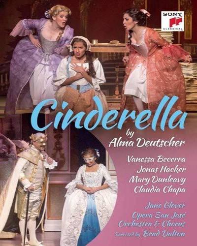 Alma Deutscher - Cinderella (Blu-ray, 2018)