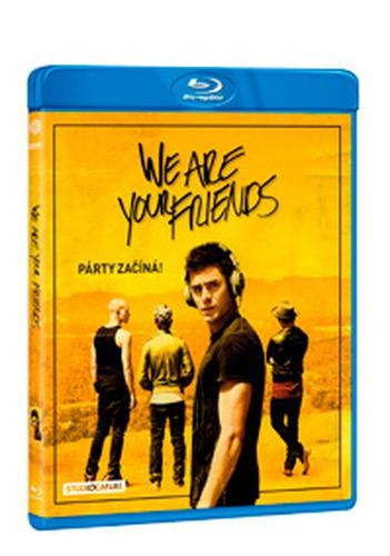 Film/Hudební - We Are Your Friends/BRD