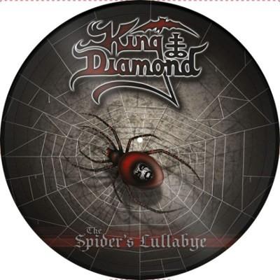 King Diamond - Spider's Lullabye (Limited Picture Vinyl, Edice 2018) – Vinyl