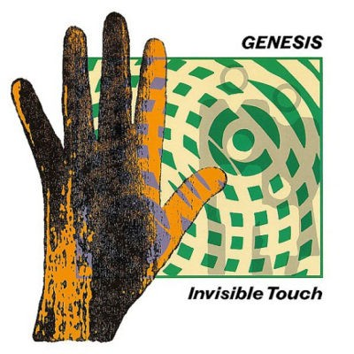 Genesis - Invisible Touch (Reedice 2018) – Vinyl
