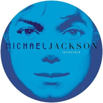 Michael Jackson - Invincible (Limited Picture Vinyl, Edice 2018) - Vinyl