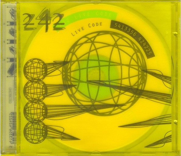 Front 242 - Live Code