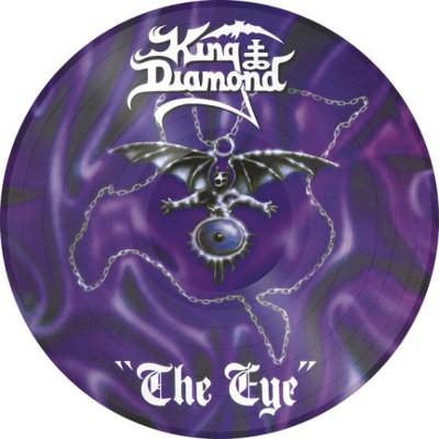 King Diamond - Eye (Limited Picture Vinyl, Edice 2018) – Vinyl