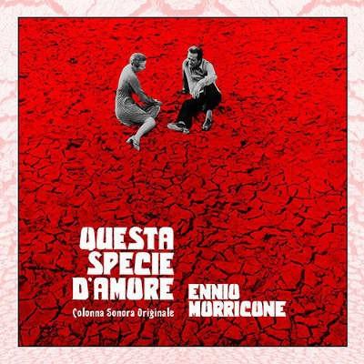 Soundtrack / Ennio Morricone - Questa Specie D'Amore / Taková zvláštní láska (Limited Edition 2016) - Vinyl