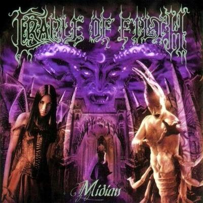 Cradle Of Filth - Midian (Reedice 2006)
