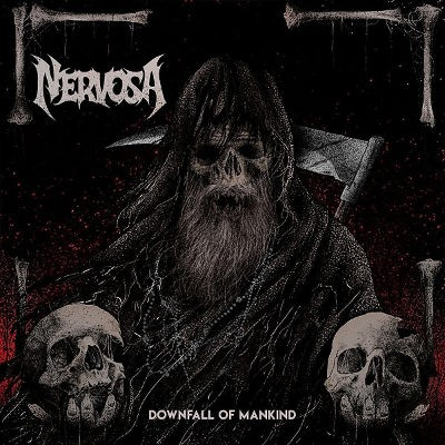 Nervosa - Downfall Of Mankind (Limited Edition, 2018) - Vinyl