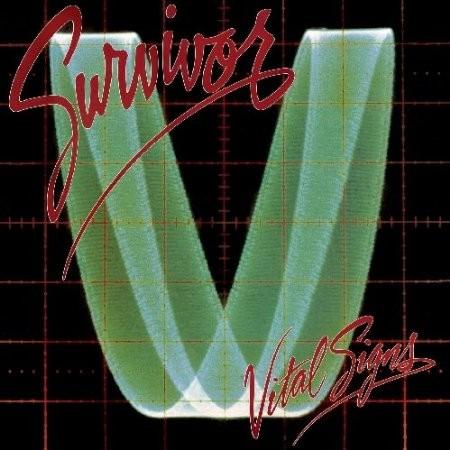 Survivor - Vital Signs/180GR.Green Vinyl