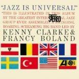 Kenny Clarke Francy Boland Big Band - Jazz is universal