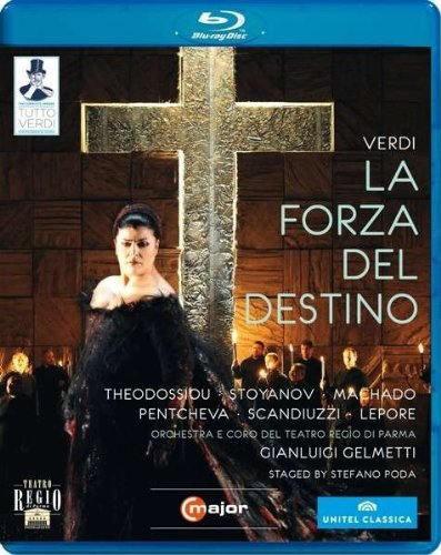 Giuseppe Verdi / Gianluigi Gelmetti - Síla osudu (Blu-ray, 2013)