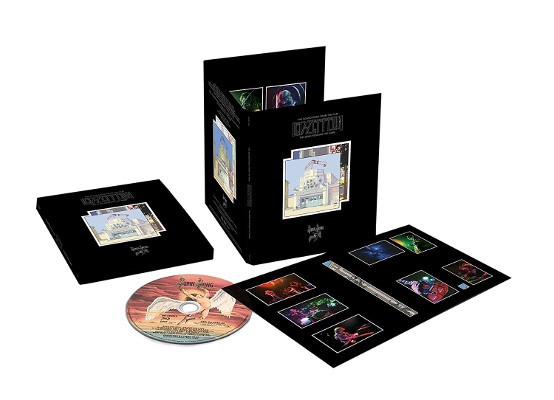 Led Zeppelin - Song Remains The Same (Blu-ray, Edice 2018)