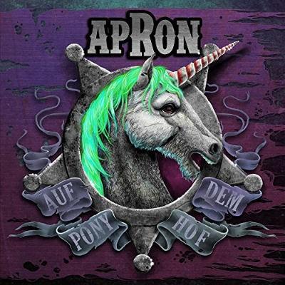 Apron - Auf Dem Ponyhof (2LP+CD, 2017) /Limited Edition