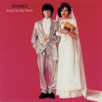 Sparks - Angst In My Pants (Edice 2000)