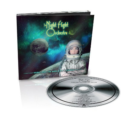 Night Flight Orchestra - Sometimes The World Ain't Enough (Digipack, 2018)