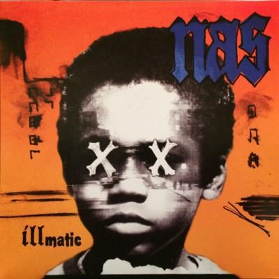 Nas - Illmatic XX (Reedice 2014) - Vinyl