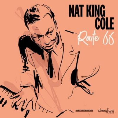 Nat King Cole - Route 66 (2018 Version) - Vinyl