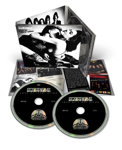 Scorpions - Love At First Sting (50th Anniversary Deluxe Edition)/2CD + DVD