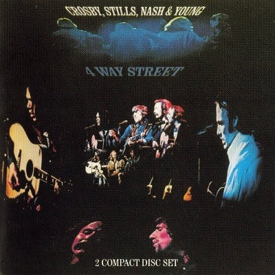Crosby, Stills, Nash & Young - 4 Way Street (Remastered)