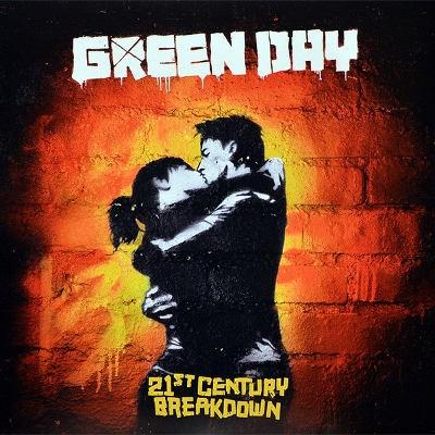Green Day - 21st Century Breakdown (2009) - 180 gr. Vinyl