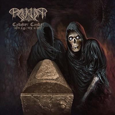 Paganizer - Cadaver Casket (On A Gurney To Hell) /EP, Edice 2014