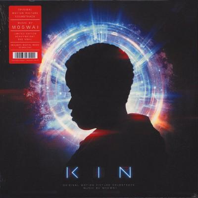 Soundtrack / Mogwai - Kin (Original Motion Picture Soundtrack, Limited Red Vinyl, 2018) - Vinyl