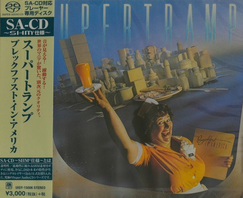 Supertramp - Breakfast In America (Japan, SACD 2016)