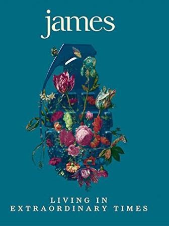 James - Living In Extraordinary Times (Kazeta, 2018)