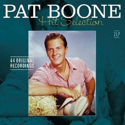 Pat Boone - Hit Selection - 44 Original Recordings (2018) - Vinyl