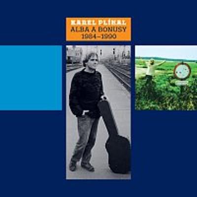 Karel Plíhal - Alba A Bonusy 1984-1990 (2CD, 2018)