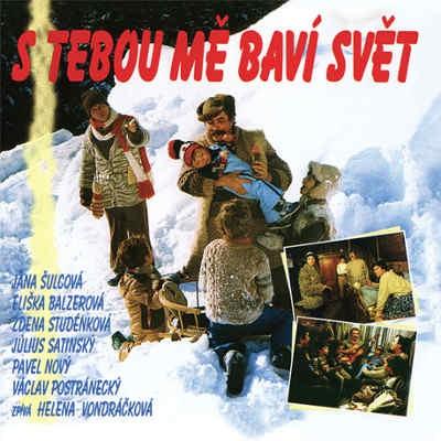 Soundtrack - S Tebou Mě Baví Svět (OST)