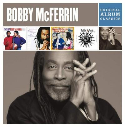 Bobby McFerrin - Original Album Classics (5CD BOX 2018)