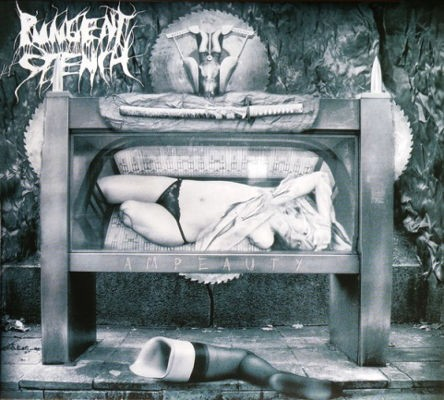 Pungent Stench - Ampeauty (Digipack, Edice 2018)