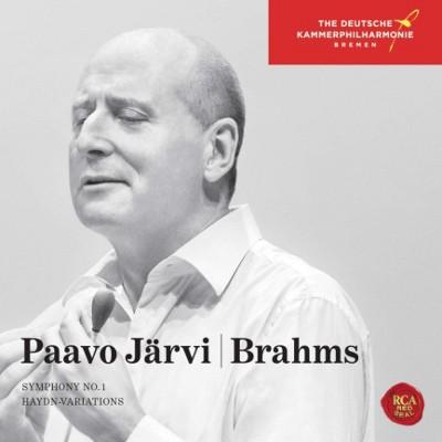 Johannes Brahms - Symfonie č. 1 / Variace na Haydnovo téma (2018)