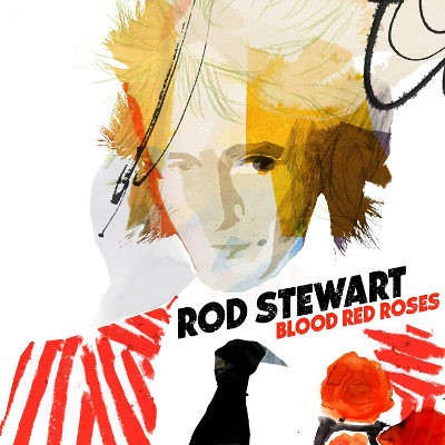 Rod Stewart - Blood Red Roses (2018) - Vinyl