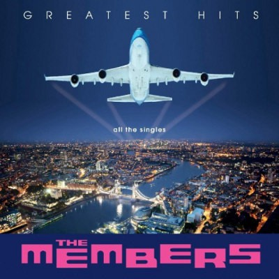 Members - Greatest Hits - All The Singles (Limited Edition 2018) – Vinyl