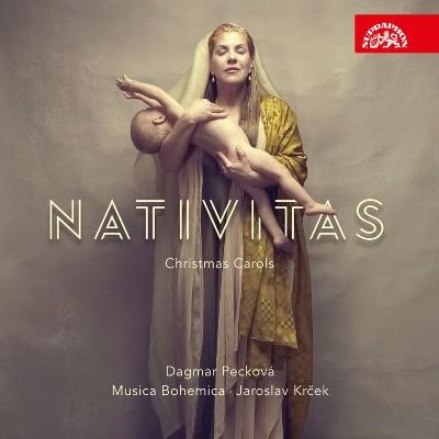 Dagmar Pecková, Musica Bohemica, Jaroslav Krček - Zrození / Nativitas - Vánoční písně staré Evropy (2018) VANOCNI