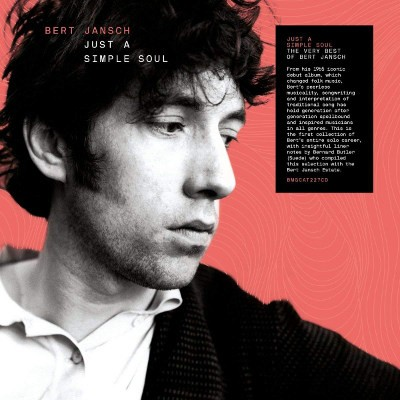 Bert Jansch - Just A Simple Soul: Very Best Of Bert Jansch (2018)