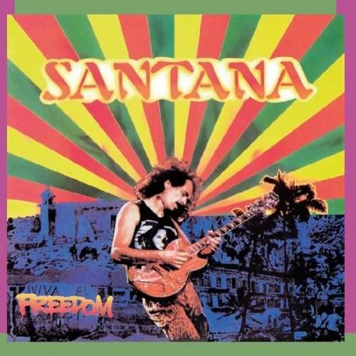 Santana - Freedom /Remaster 2013