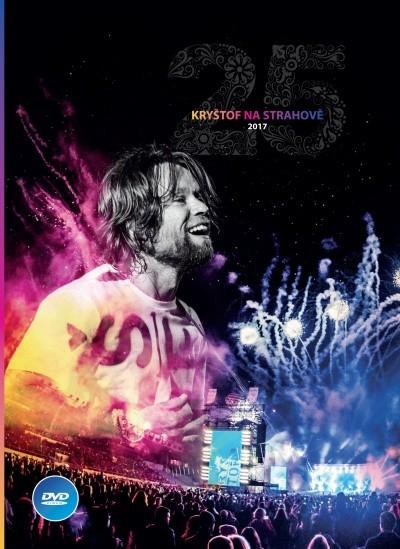 Kryštof - Kryštof na Strahově 2017 /CD+DVD DVD OBAL