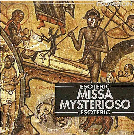 Alexander Blechinger / Various Artists - Missa Mysterioso