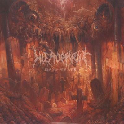 Hierophant - Mass Grave (Limited Edition, 2016) - Vinyl