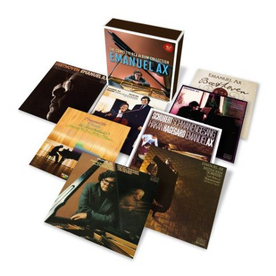 Emanuel Ax - Complete RCA Collection (23CD BOX, 2018)