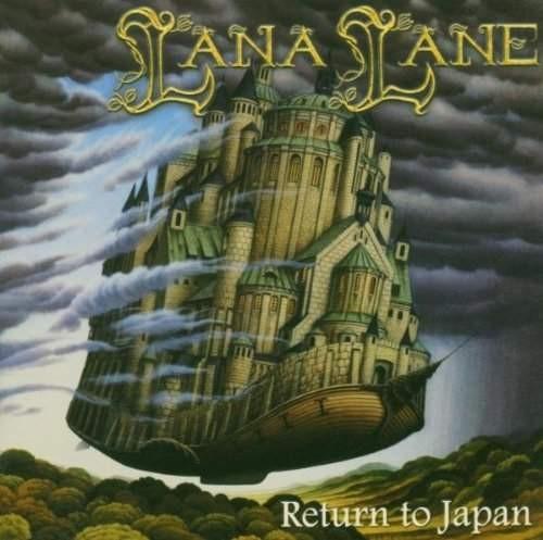 Lana Lane - Return to Japan