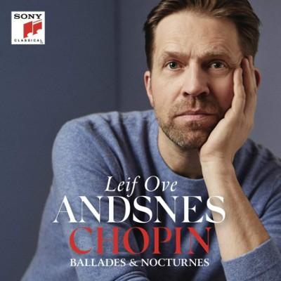 Frédéric Chopin / Leif Ove Andsnes - Balady & Nokturna (2018)