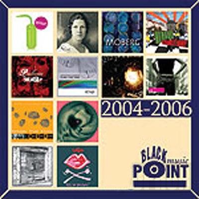 Various Artists - Black Point Sampler 2004-2006: Tleskač,Moberg,Nikl,První Hoře,My,Krobová,Gothart