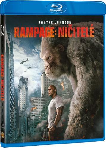 Film/Akční - Rampage: Ničitelé (Blu-ray)
