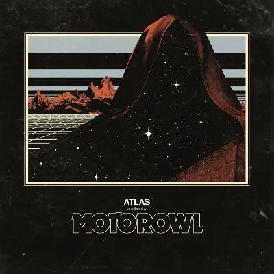 Motorowl - Atlas (2018) - Vinyl